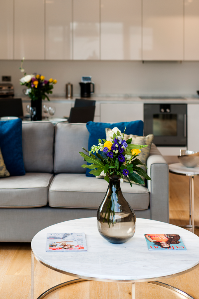 holiday apartments in central London