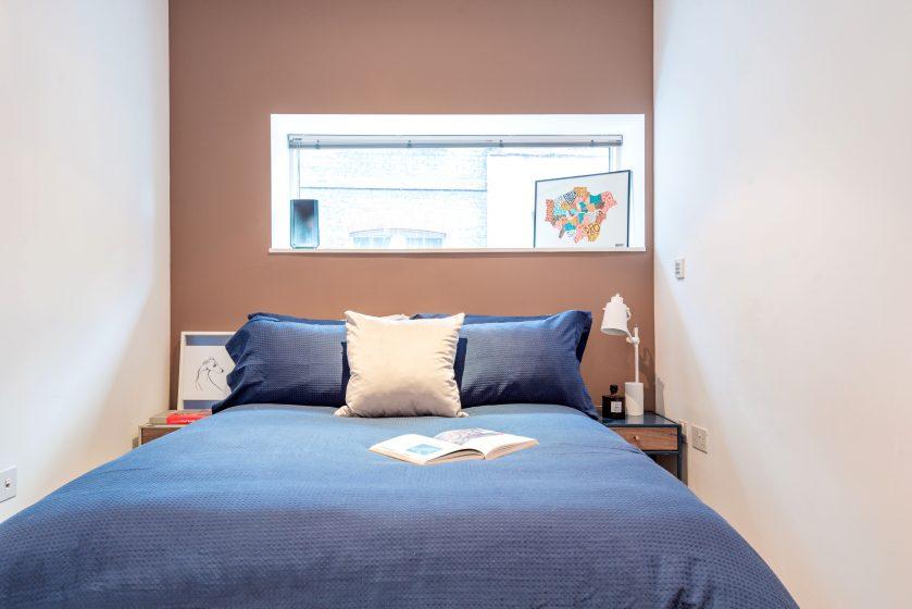 bedroom apartment in Covent Garden