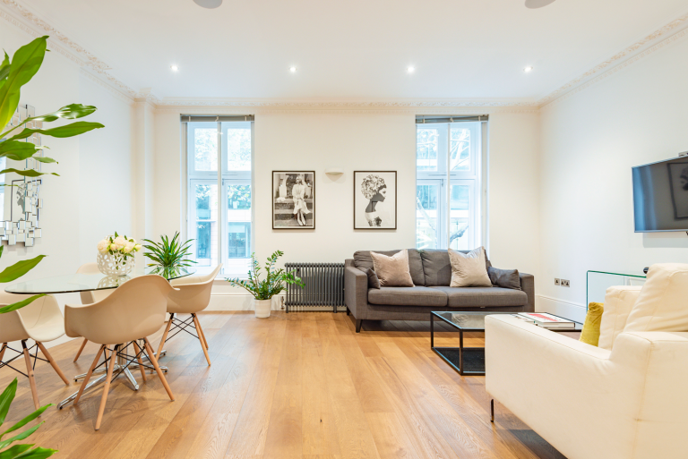 holiday apartment in London
